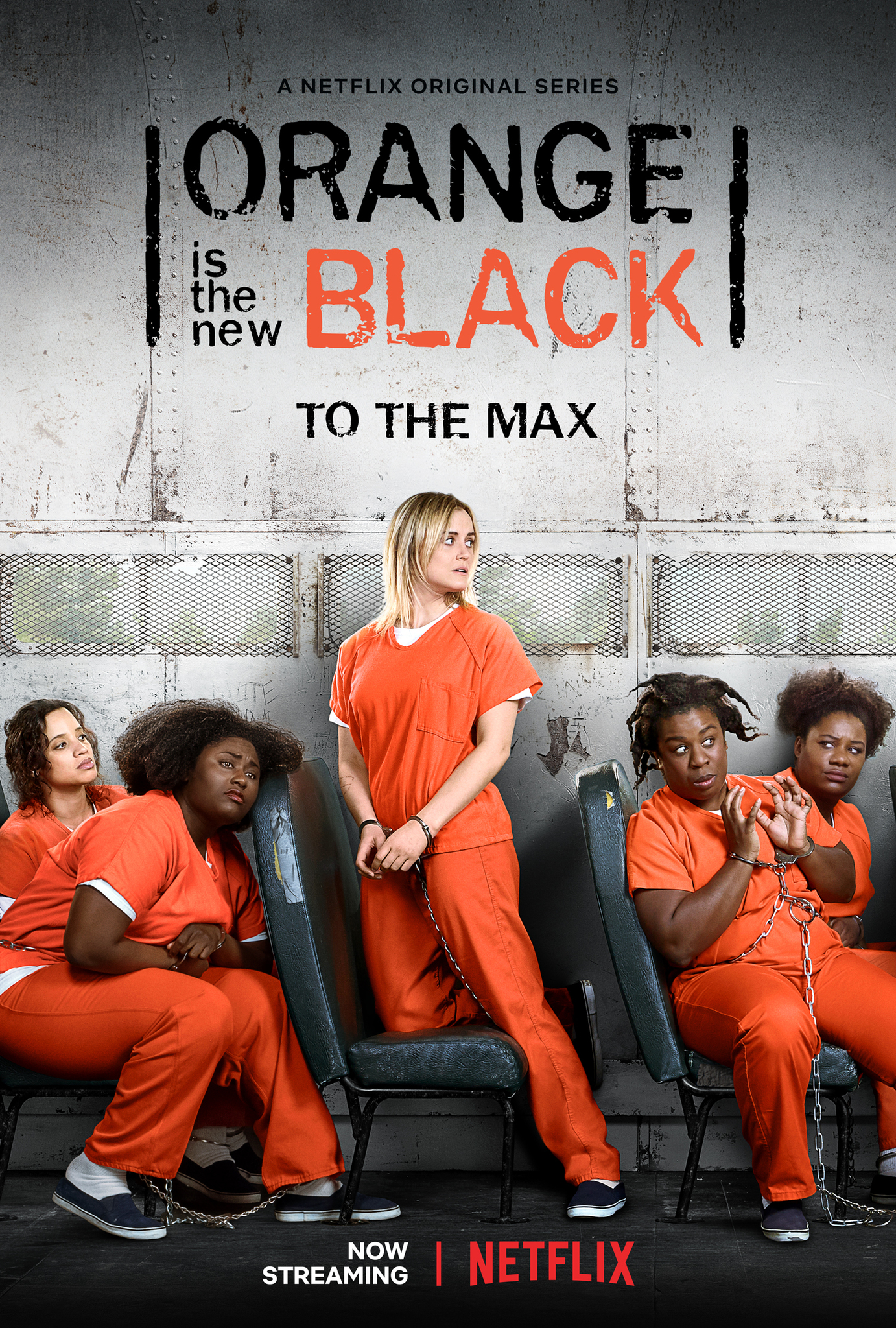 Orange Is The New Black – bogstavelig talt