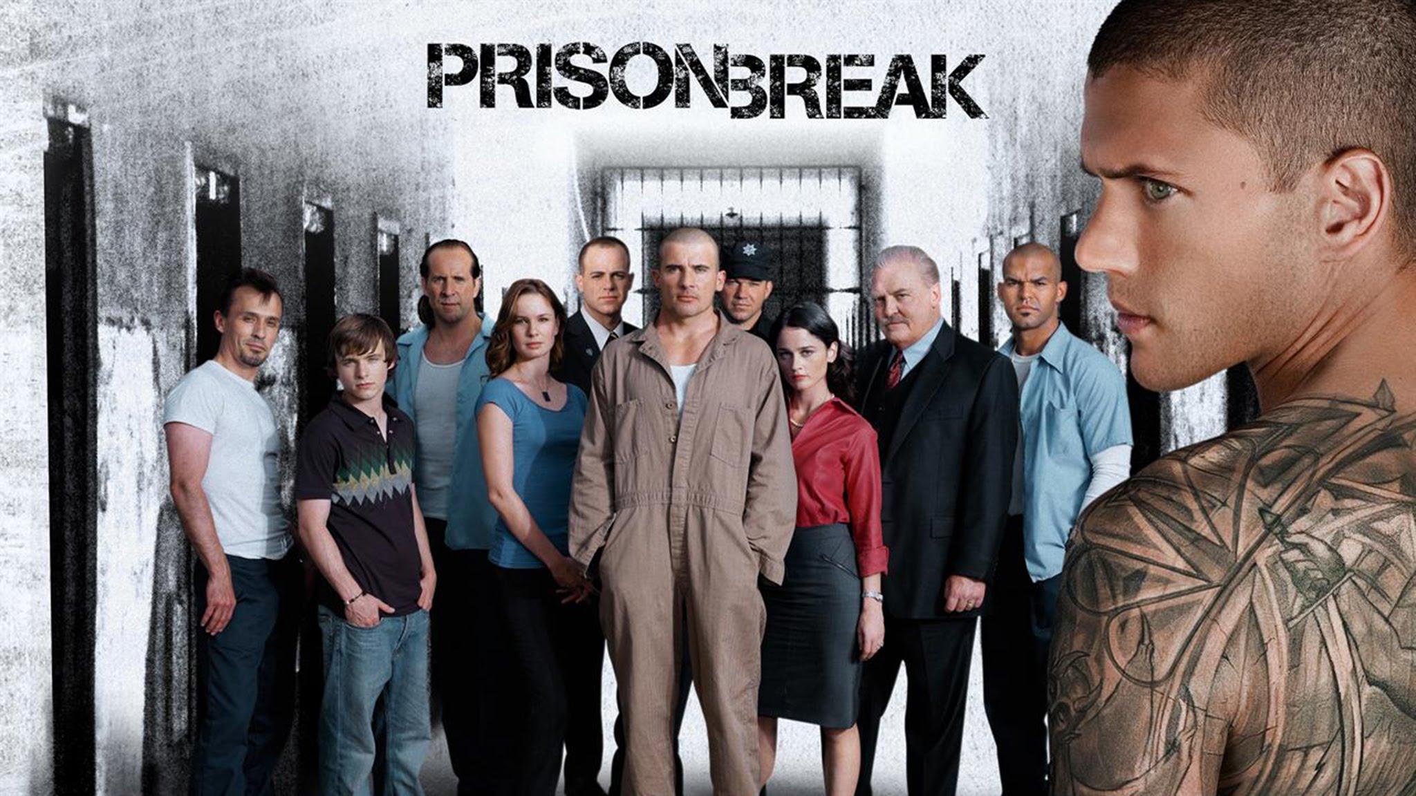 Prison Break – En spændingsfyldt serie